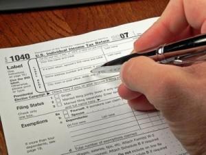 California and Federal Taxes For Short Sales