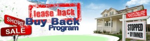 Short Sale LEase Back Program